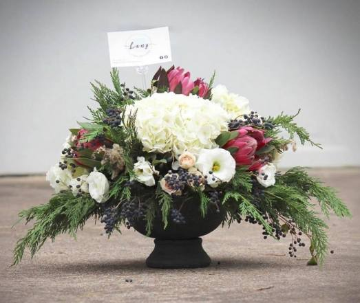 Chattanooga Wedding Flowers by Lang Floral Designs, Stephanie Lang