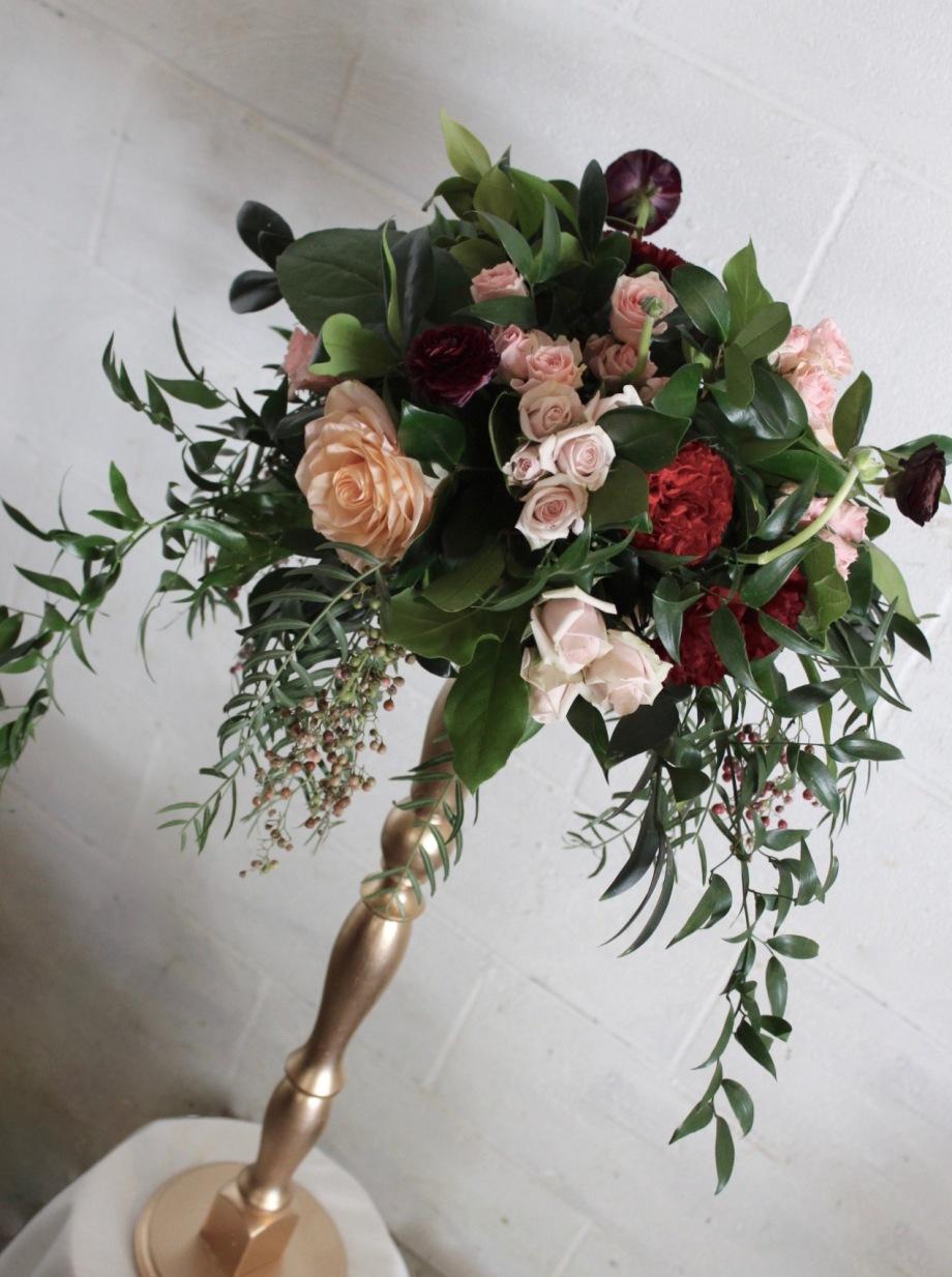 Rental_Decor_Gold_Stand_Chattanooga_Wedding_Florist_Lang_Floral_Designs